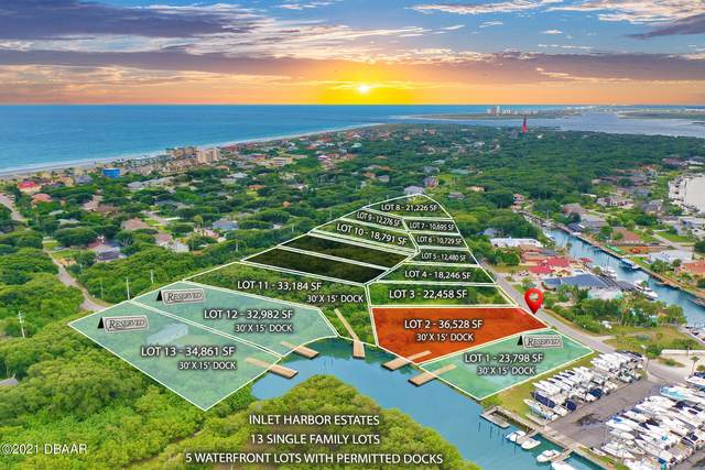 122 Inlet Harbor Road, Ponce Inlet, FL 32127 (MLS #1088069) :: Momentum Realty