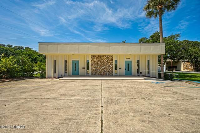 2644 S Ridgewood Avenue, South Daytona, FL 32119 (MLS #1088078) :: Florida Life Real Estate Group