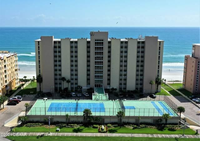 3815 S Atlantic Avenue #906, Daytona Beach Shores, FL 32118 (MLS #1088088) :: Momentum Realty