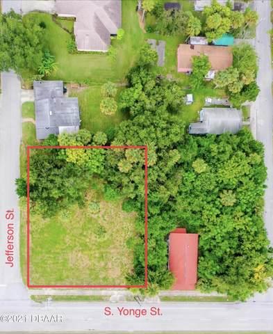 124 S Yonge Street, Ormond Beach, FL 32174 (MLS #1088102) :: Cook Group Luxury Real Estate