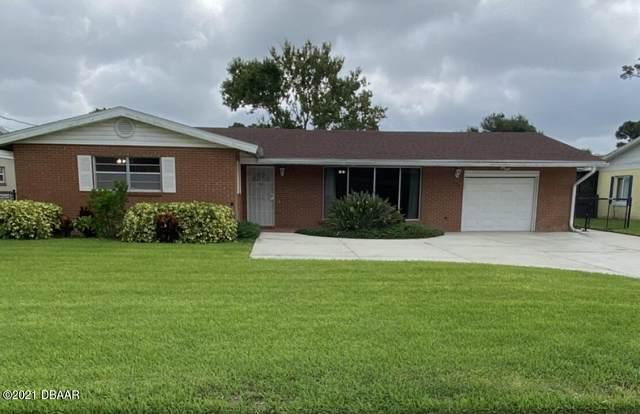 823 Fairway Drive, New Smyrna Beach, FL 32168 (MLS #1088103) :: Momentum Realty