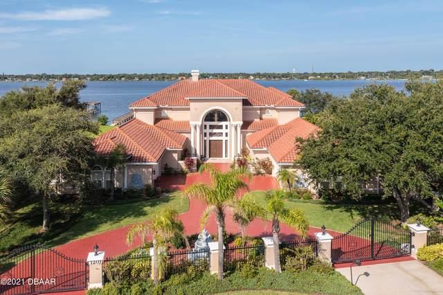 1201 N Halifax Avenue, Daytona Beach, FL 32118 (MLS #1088160) :: Cook Group Luxury Real Estate