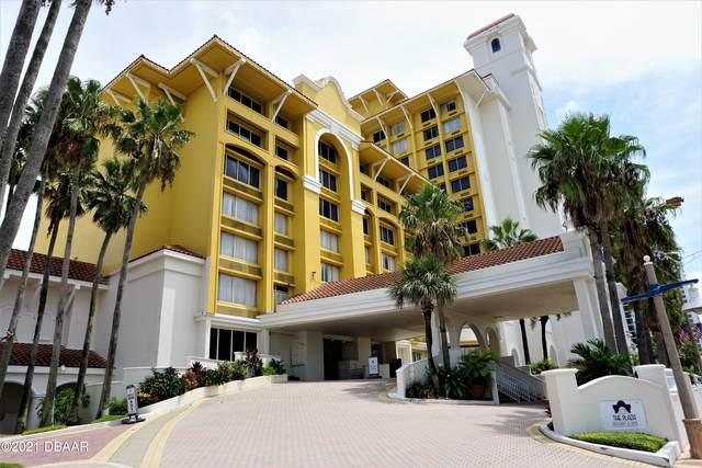 600 N Atlantic Avenue #408, Daytona Beach, FL 32118 (MLS #1088213) :: NextHome At The Beach II