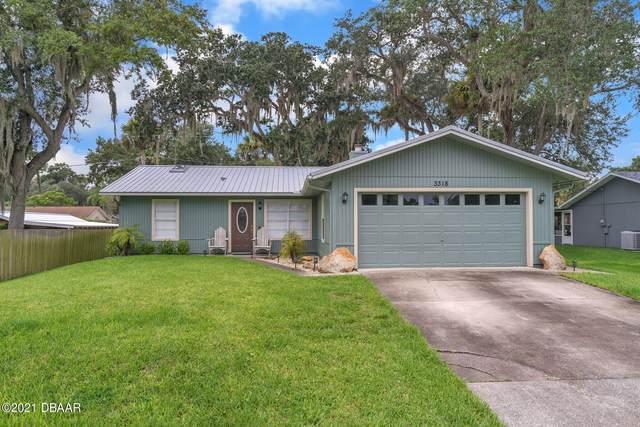 3318 Kumquat Drive, Edgewater, FL 32141 (MLS #1088232) :: Momentum Realty