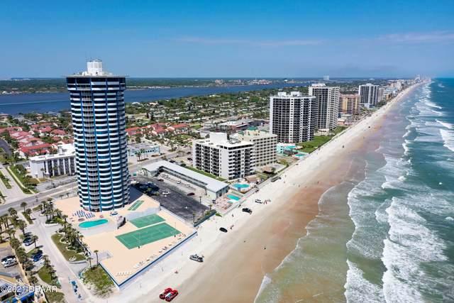 2625 S Atlantic Avenue 5SE, Daytona Beach Shores, FL 32118 (MLS #1088264) :: Momentum Realty