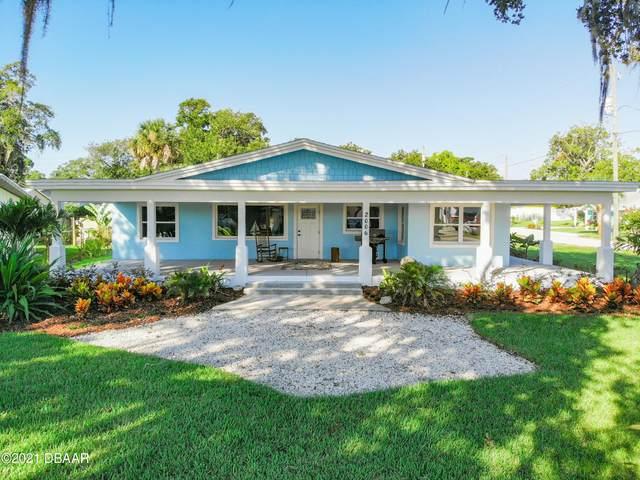 2006 S Riverside Drive, Edgewater, FL 32141 (MLS #1088274) :: NextHome At The Beach II