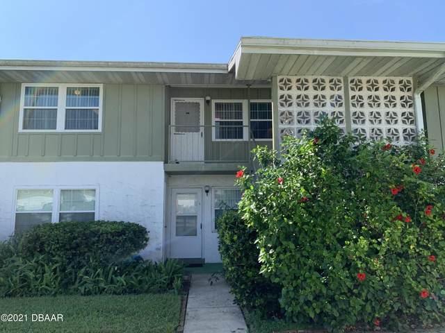 840 Center Avenue #10, Holly Hill, FL 32117 (MLS #1088276) :: Momentum Realty