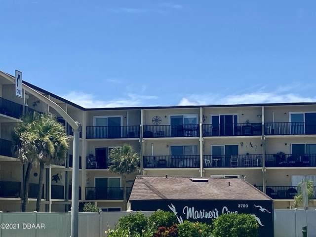 3700 S Atlantic Avenue #205, New Smyrna Beach, FL 32169 (MLS #1088334) :: Momentum Realty