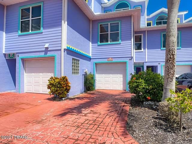 3000 Ocean Shore Boulevard #14, Ormond Beach, FL 32176 (MLS #1088346) :: Momentum Realty