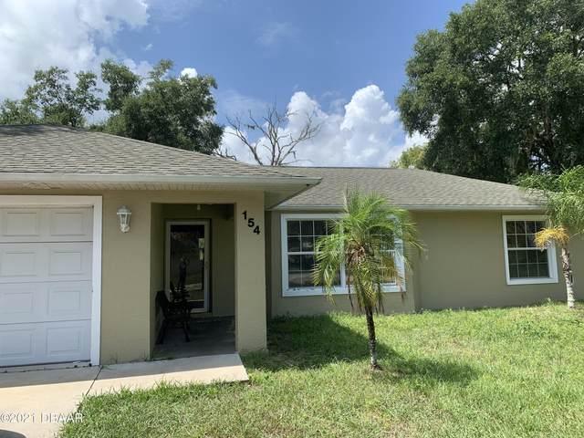 154 W Church Street #0, Oak Hill, FL 32759 (MLS #1088357) :: Momentum Realty