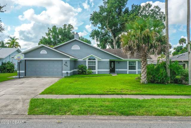 990 Sandle Wood Drive, Port Orange, FL 32127 (MLS #1088381) :: Momentum Realty
