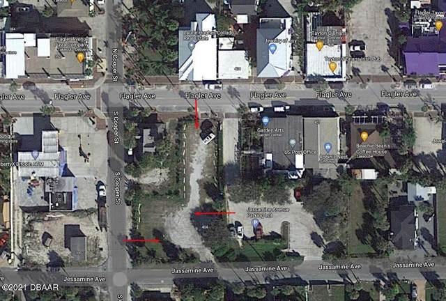 0 Flagler Avenue, New Smyrna Beach, FL 32169 (MLS #1088382) :: Momentum Realty