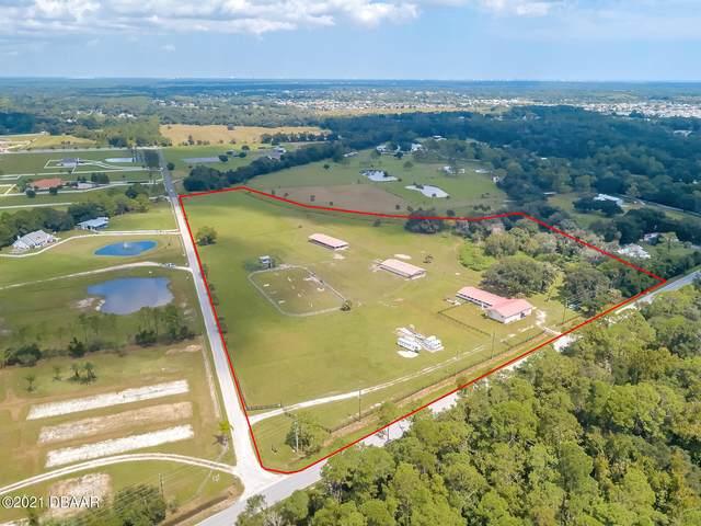 3727 Pioneer Trail, New Smyrna Beach, FL 32168 (MLS #1088407) :: Cook Group Luxury Real Estate