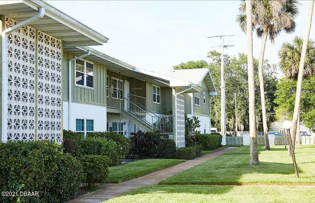840 Center Avenue #56, Holly Hill, FL 32117 (MLS #1088413) :: Cook Group Luxury Real Estate