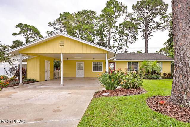 91 Hickory Hills Circle, Ormond Beach, FL 32174 (MLS #1088434) :: Cook Group Luxury Real Estate