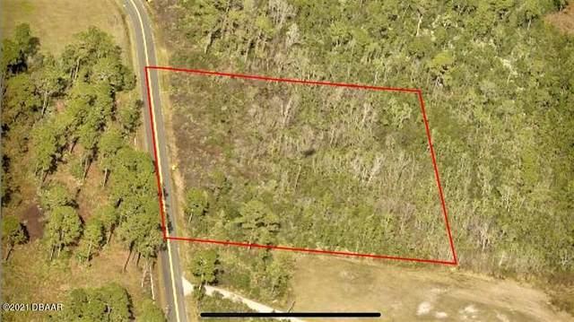 715 Rasley Road, New Smyrna Beach, FL 32168 (MLS #1088453) :: Cook Group Luxury Real Estate