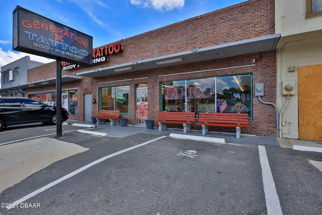 2012 S Atlantic Avenue, Daytona Beach Shores, FL 32118 (MLS #1088459) :: Cook Group Luxury Real Estate