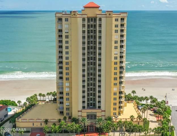 2300 N Atlantic Avenue #1003, Daytona Beach, FL 32118 (MLS #1088467) :: Cook Group Luxury Real Estate
