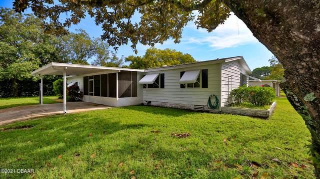 140 Apache Court, Oak Hill, FL 32759 (MLS #1088468) :: Momentum Realty