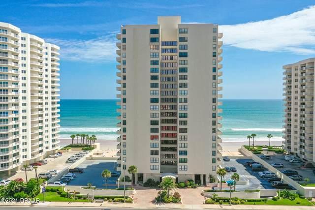 2947 S Atlantic Avenue #1403, Daytona Beach Shores, FL 32118 (MLS #1088471) :: Cook Group Luxury Real Estate