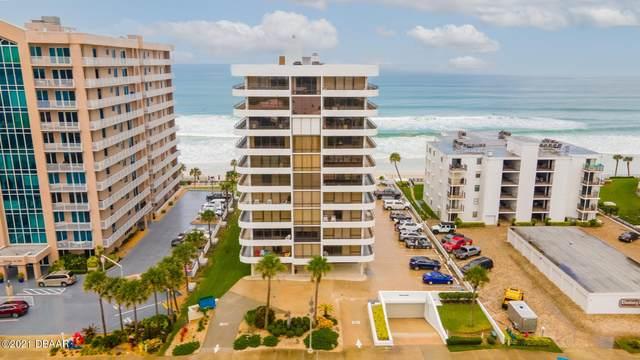 3743 S Atlantic Avenue 3A00, Daytona Beach Shores, FL 32118 (MLS #1088476) :: Momentum Realty
