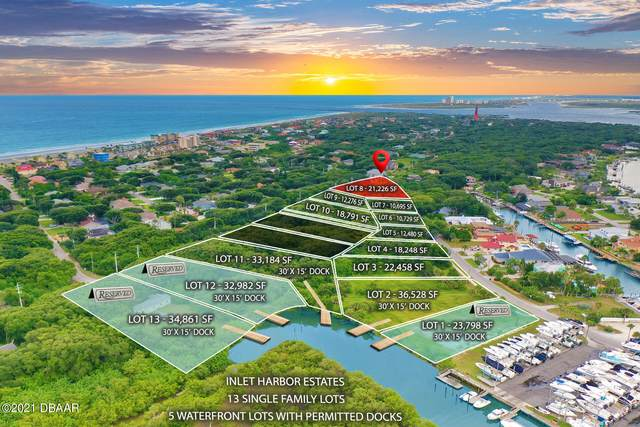4780 S Peninsula Drive, Ponce Inlet, FL 32127 (MLS #1088482) :: Momentum Realty