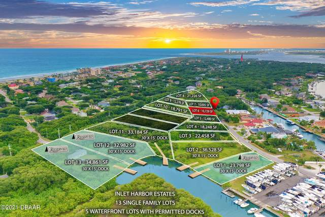114 Inlet Harbor Road, Ponce Inlet, FL 32127 (MLS #1088483) :: Wolves Realty