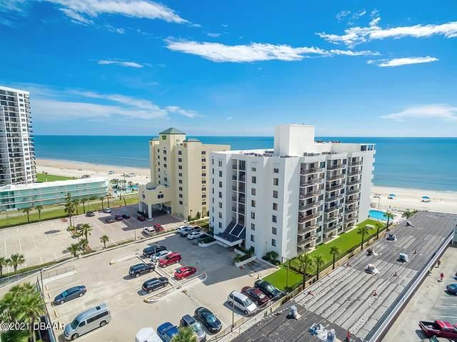 2615 S Atlantic Avenue 8E, Daytona Beach Shores, FL 32118 (MLS #1088527) :: Cook Group Luxury Real Estate