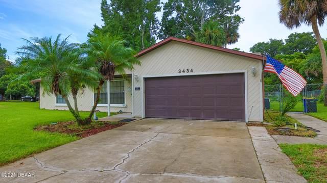 3434 Yule Tree Drive, Edgewater, FL 32141 (MLS #1088533) :: Momentum Realty