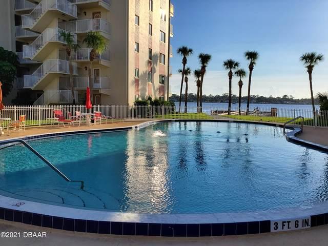 2711 N Halifax Avenue #383, Daytona Beach, FL 32118 (MLS #1088558) :: Cook Group Luxury Real Estate