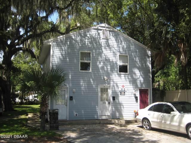 312 Bellevue Avenue, Daytona Beach, FL 32114 (MLS #1088561) :: NextHome At The Beach II