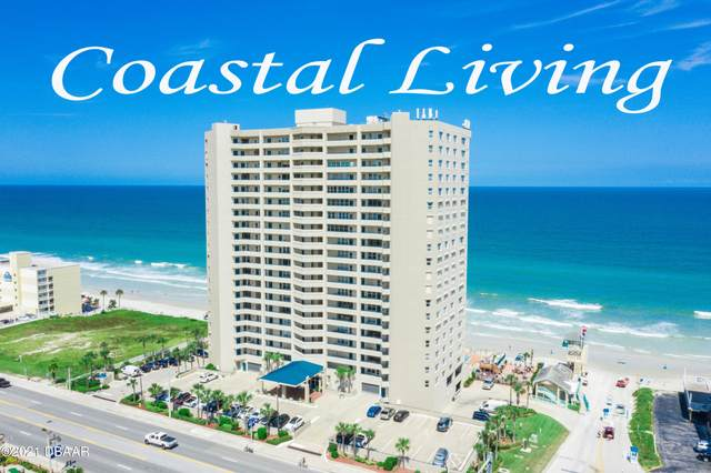 3425 S Atlantic Avenue #502, Daytona Beach Shores, FL 32118 (MLS #1088564) :: Cook Group Luxury Real Estate