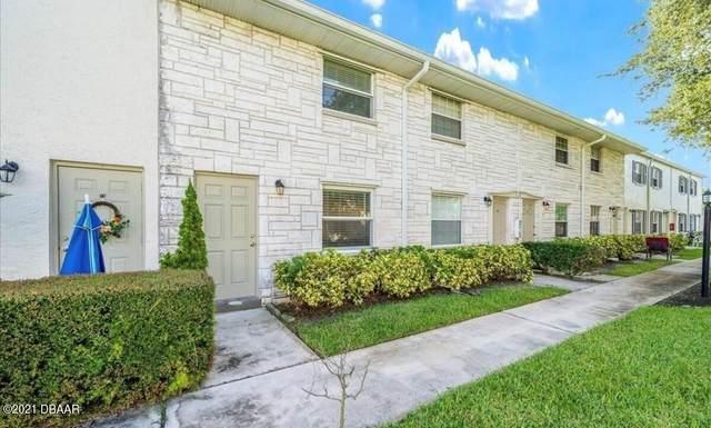 55 Needle Boulevard #72, Merritt Island, FL 32953 (MLS #1088570) :: Momentum Realty