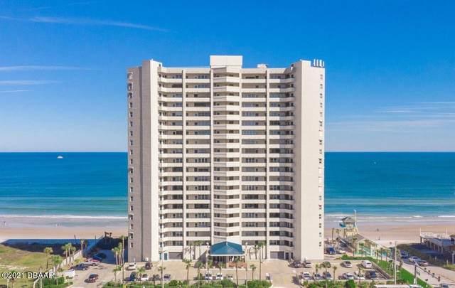 3425 S Atlantic Avenue #1402, Daytona Beach Shores, FL 32118 (MLS #1088603) :: Momentum Realty