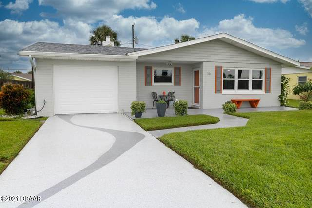16 Aqua Vista Drive, Ormond Beach, FL 32176 (MLS #1088606) :: Momentum Realty