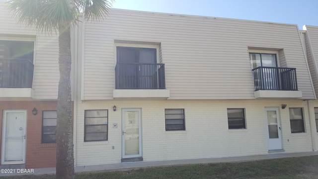 3750 S Atlantic Avenue #80, Daytona Beach Shores, FL 32118 (MLS #1088615) :: Cook Group Luxury Real Estate