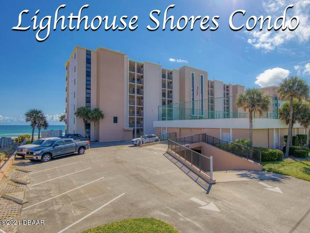 4745 S Atlantic Avenue #205, Ponce Inlet, FL 32127 (MLS #1088620) :: Wolves Realty