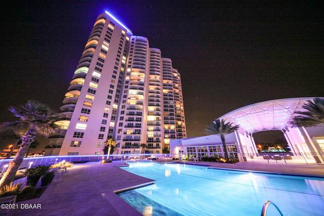 231 Riverside Drive #205, Holly Hill, FL 32117 (MLS #1088628) :: Cook Group Luxury Real Estate