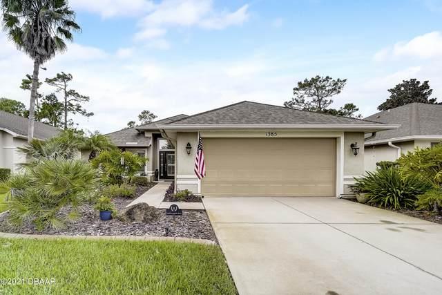 1385 Sunningdale Lane, Ormond Beach, FL 32174 (MLS #1088639) :: Cook Group Luxury Real Estate