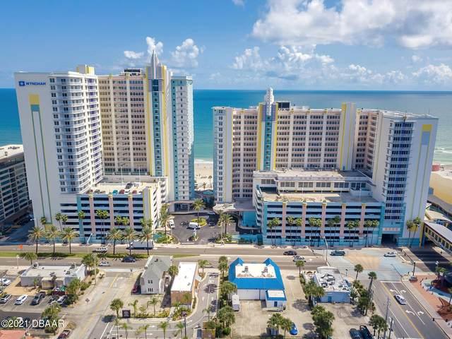 300 N Atlantic Avenue #1203, Daytona Beach, FL 32118 (MLS #1088650) :: Cook Group Luxury Real Estate