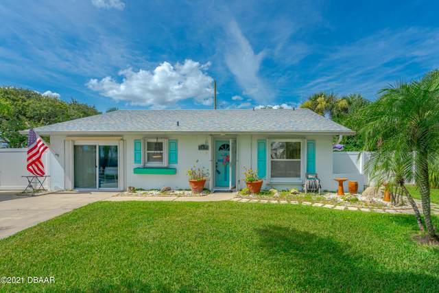 16 Ocean Breeze Circle, Ormond Beach, FL 32176 (MLS #1088656) :: Cook Group Luxury Real Estate