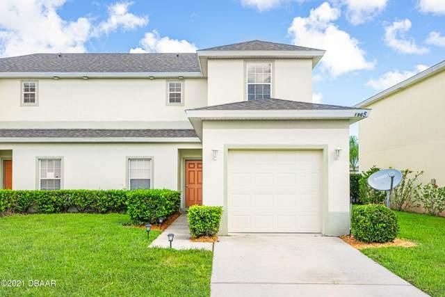 1965 Yellowfin Drive, Port Orange, FL 32128 (MLS #1088660) :: Cook Group Luxury Real Estate