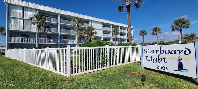 2006 Ocean Shore Boulevard #20, Ormond Beach, FL 32176 (MLS #1088665) :: Cook Group Luxury Real Estate