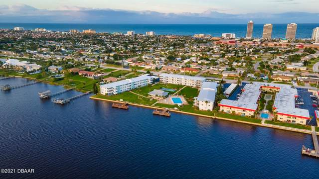 3013 N Halifax Avenue B6, Daytona Beach, FL 32118 (MLS #1088674) :: Cook Group Luxury Real Estate