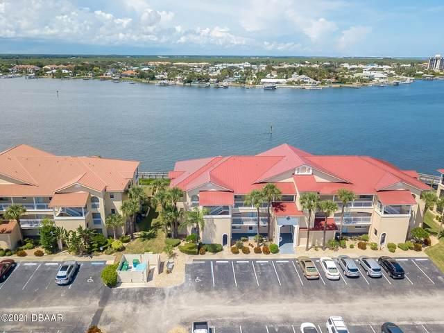 444 Bouchelle Drive #101, New Smyrna Beach, FL 32169 (MLS #1088676) :: Cook Group Luxury Real Estate