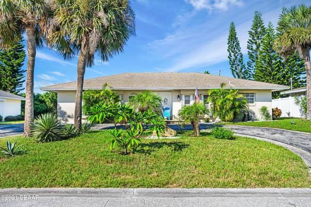 2606 Berkley Terrace, Daytona Beach Shores, FL 32118 (MLS #1088689) :: Cook Group Luxury Real Estate