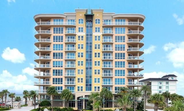 3703 S Atlantic Avenue #405, Daytona Beach Shores, FL 32118 (MLS #1088713) :: Momentum Realty