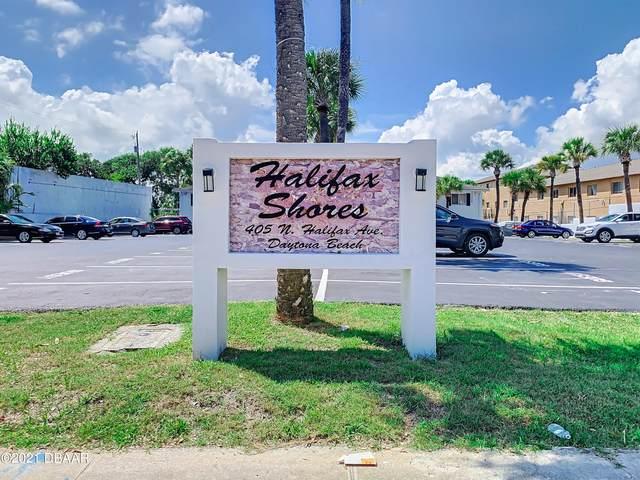405 N Halifax Avenue #3030, Daytona Beach, FL 32118 (MLS #1088714) :: Cook Group Luxury Real Estate