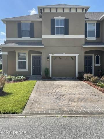 107 Phillip Scott Drive #107, Daytona Beach, FL 32124 (MLS #1088717) :: Momentum Realty
