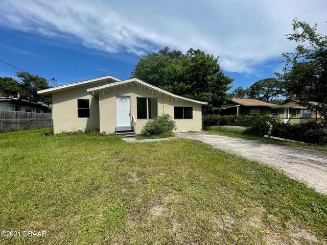 907 Oleander Avenue, Holly Hill, FL 32117 (MLS #1088742) :: Florida Life Real Estate Group